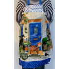 Buy Alex Clark Aprons Apron PVC Friendly Felines at Louis Potts