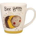 Buy Alex Clark Mugs Mug Cherry Bee Happy at Louis Potts