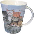 Buy Alex Clark Mugs Mug Kittens at Louis Potts