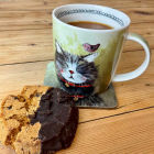Buy Alex Clark Mugs Mug Klaus Cat at Louis Potts