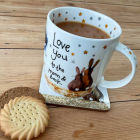 Buy Alex Clark Mugs Mug Love You To The Moon And Back at Louis Potts