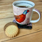 Buy Alex Clark Mugs Mug Pheasant at Louis Potts