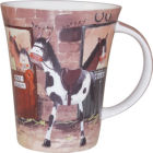 Buy Alex Clark Mugs Mug Ponies I at Louis Potts
