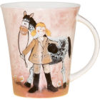 Buy Alex Clark Mugs Mug Ponies II at Louis Potts