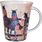 Buy Alex Clark Mugs Mug Ponies III at Louis Potts