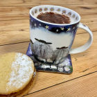 Buy Alex Clark Mugs Mug Starlight Sheep at Louis Potts
