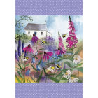 Buy Alex Clark Tea Towels Tea Towel Bee Garden at Louis Potts