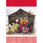 Buy Alex Clark Tea Towels Tea Towel Farmyard at Louis Potts