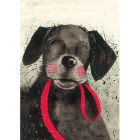 Buy Alex Clark Tea Towels Tea Towel Red Lead at Louis Potts