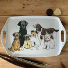 Buy Alex Clark Trays Tray Large Dogs at Louis Potts