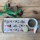 Buy Alex Clark Trays Tray Medium Cats at Louis Potts