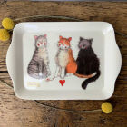 Buy Alex Clark Trays Tray Small Cats at Louis Potts