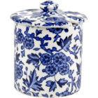 Buy Burleigh Blue Arden Covered Sugar Bowl at Louis Potts