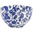 Buy Burleigh Blue Arden Open Sugar Bowl Large at Louis Potts