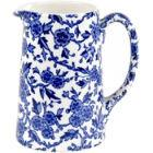 Buy Burleigh Blue Arden Tankard Jug Medium at Louis Potts