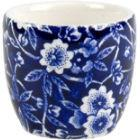 Buy Burleigh Blue Calico Egg Cup at Louis Potts