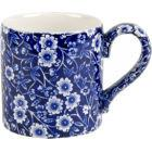 Buy Burleigh Blue Calico Mug 0.3L at Louis Potts