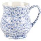 Buy Burleigh Blue Felicity  Sandringham Mug 0.3L at Louis Potts