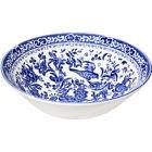Buy Burleigh Blue Regal Peacock Cereal Bowl 16cm at Louis Potts