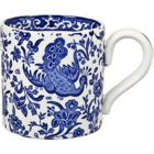 Buy Burleigh Blue Regal Peacock Mug 0.3L at Louis Potts