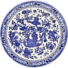 Buy Burleigh Blue Regal Peacock Side Plate 17.5cm at Louis Potts