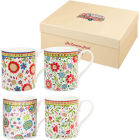 Caravan Trail Caravan Trail Mugs Mug Caravan Trail North Coast Set of 4