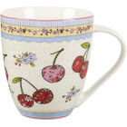Caravan Trail Caravan Trail Mugs Mug Large Dorset Chettle Cherries