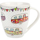 Buy Caravan Trail Caravan Trail Mugs Mug Large Festival Caravans at Louis Potts