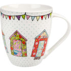Buy Caravan Trail Caravan Trail Mugs Mug Large Festival Huts at Louis Potts