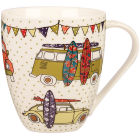 Buy Caravan Trail Caravan Trail Mugs Mug Large Festival Surf at Louis Potts