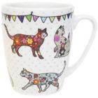 Buy Caravan Trail Caravan Trail Mugs Mug Oak Caravan Trail Cats at Louis Potts