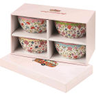 Caravan Trail Homeware Bowl Riviera Gift Set of 4
