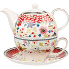 Buy Caravan Trail Homeware Tea For One Beach Break at Louis Potts