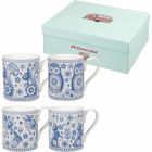 Buy Caravan Trail Penzance Coffee Mug Penzance Set of 4 at Louis Potts