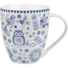 Buy Caravan Trail Penzance Mug Large Penzance Blue at Louis Potts