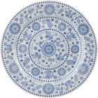 Buy Caravan Trail Penzance Salad Plate Concentric Circles 20cm at Louis Potts