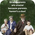 Buy Cath Tate Photocaptions Coasters Grandparents Coaster at Louis Potts