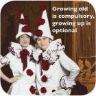 Buy Cath Tate Photocaptions Coasters Growing Up Coaster at Louis Potts