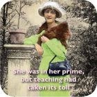 Buy Cath Tate Photocaptions Coasters Teaching Coaster at Louis Potts