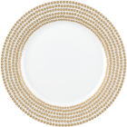 Buy Catherine Lansfield Catherine Lansfield Side Plate 19cm Glamour Sequin Gold at Louis Potts