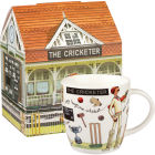 Buy Churchill At Your Leisure Mug Cricketer at Louis Potts