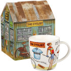 Buy Churchill At Your Leisure Mug Cyclist at Louis Potts