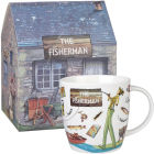 Buy Churchill At Your Leisure Mug Fisherman at Louis Potts