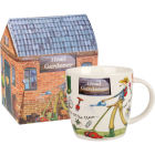 Buy Churchill At Your Leisure Mug Head Gardener at Louis Potts