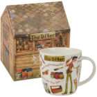Buy Churchill At Your Leisure Mug The DIYer at Louis Potts