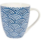 Buy Churchill Aura Large Mug Agawa at Louis Potts