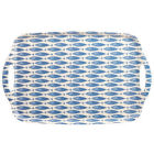 Buy Churchill Aura Melamine Tray Fishie at Louis Potts
