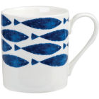 Buy Churchill Aura Mug Sieni Fishie Set of 4 at Louis Potts