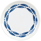 Buy Churchill Aura Salad Plate 20cm Fishie Border at Louis Potts