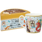 Buy Churchill Bramble & Rocket Collection Bramble & Rocket Giftboxed Mug Friends at Louis Potts